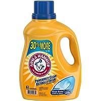 Arm & Hammer Clean Burst Liquid Laundry Detergent, 67 Loads