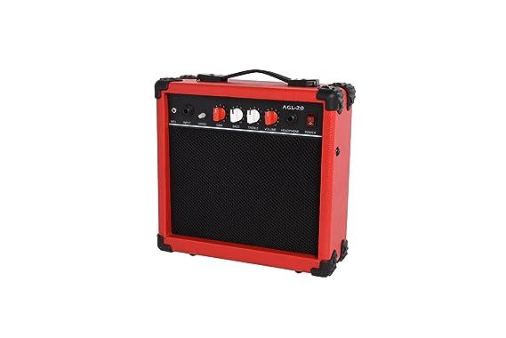 ... Package Includes All Accessories, Digital Tuner, Strings, Picks, Tremolo Bar, Shoulder Strap, and Case Bag Complete Beginner Starter kit Pack Full Size: ...