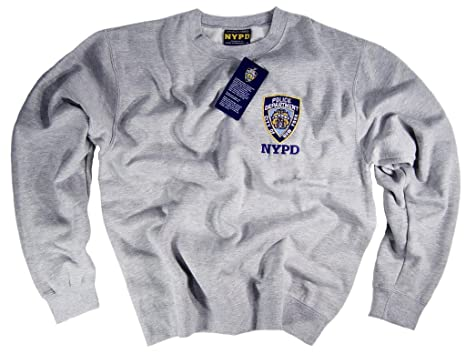 b30332587 NYPD Shirt Sweatshirt Authentic Clothing Apparel Officially Licensed  Merchandise by The New York City Police Department