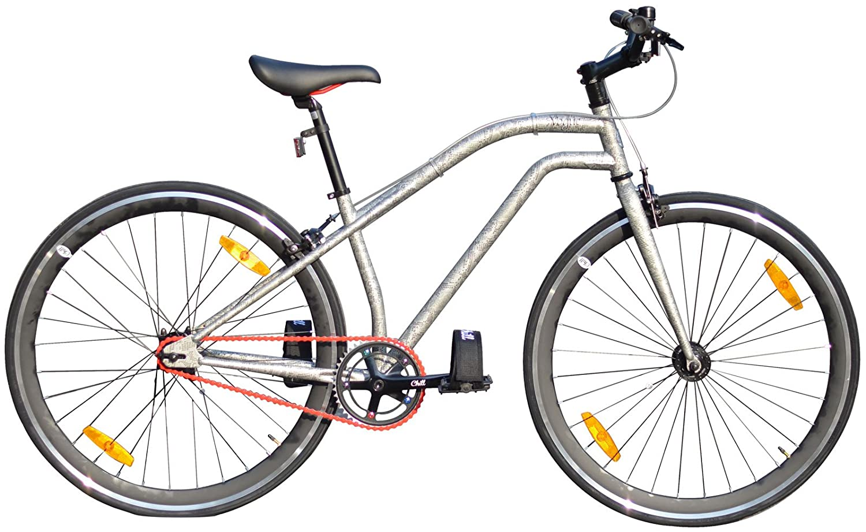 CHILL bikes チルバイク VOGUE アニマル 380mm パイソンブラック B00OOT4L80