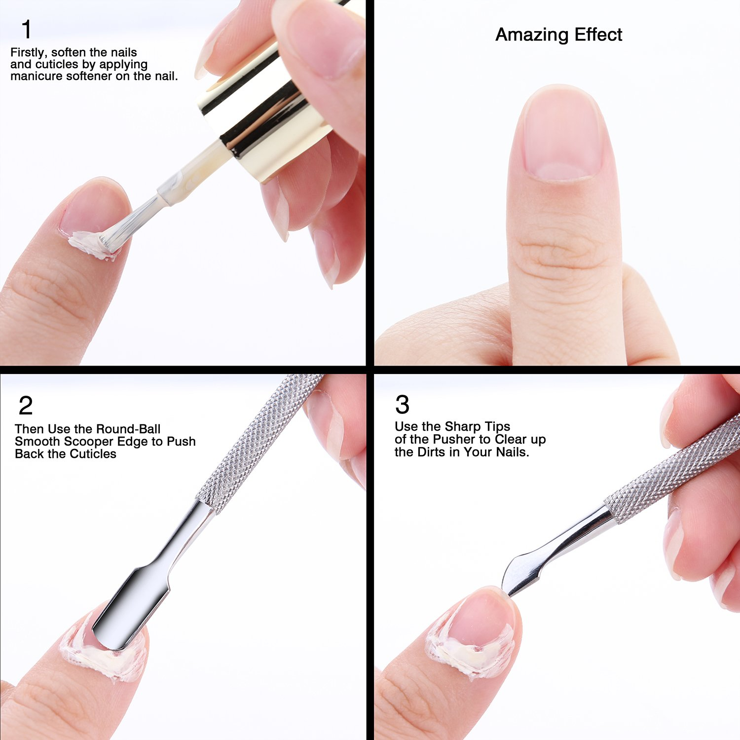 Manicure Pusher: How to choose and use