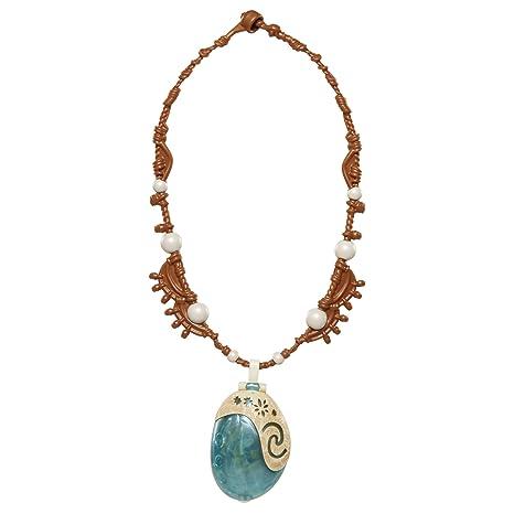 Jakks Pacific - Collar mágico de concha marina Moana: Amazon.es: Juguetes y juegos