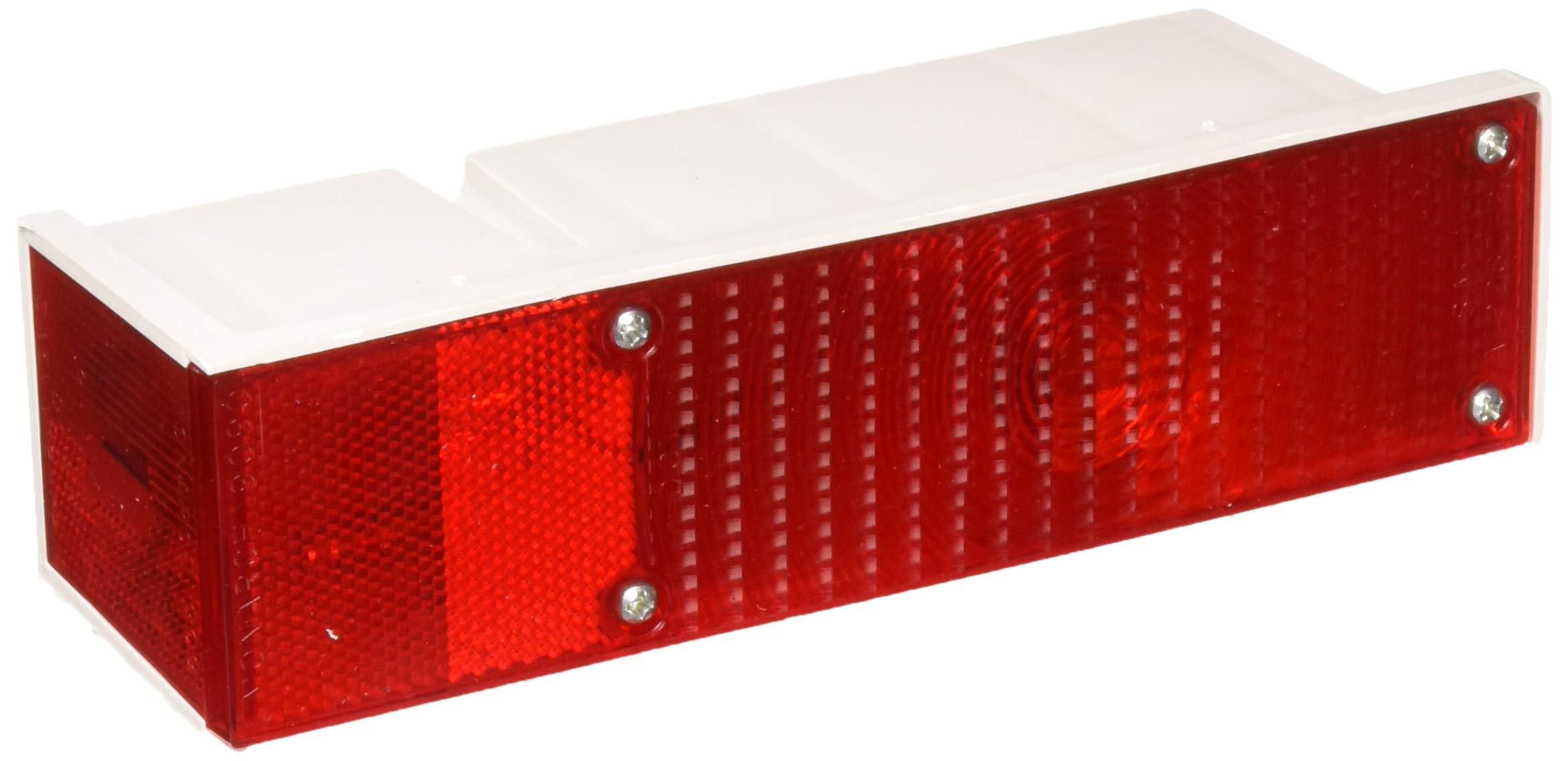 Grote 52362 LH-Red Large Wrap-Around 5 Function Rear Light