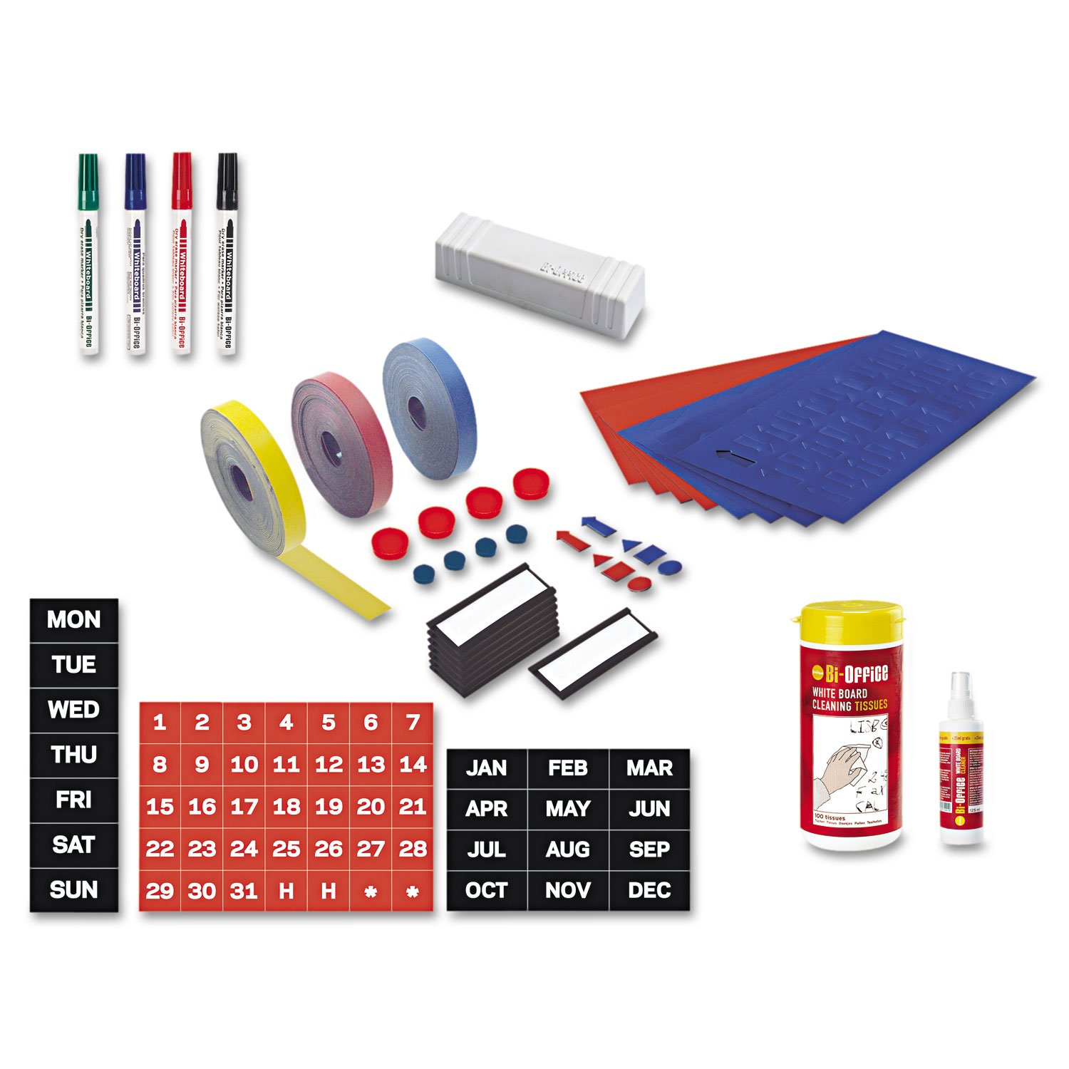 Magnetic Board Accessory Kit BVCKT1317