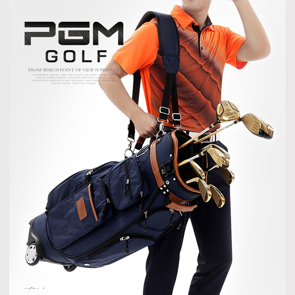 PGM Padded Travel Cover Bag With Wheels With coded lock----Free Send a Rain Cover (black) by PGM (Image #6)