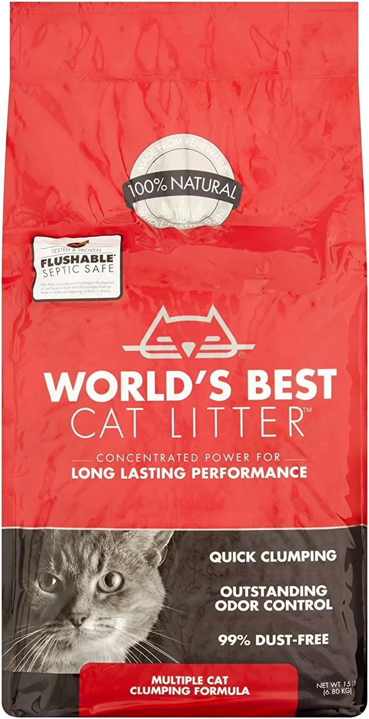 Top 10 Best Cat Litters Reviews in 2020 6