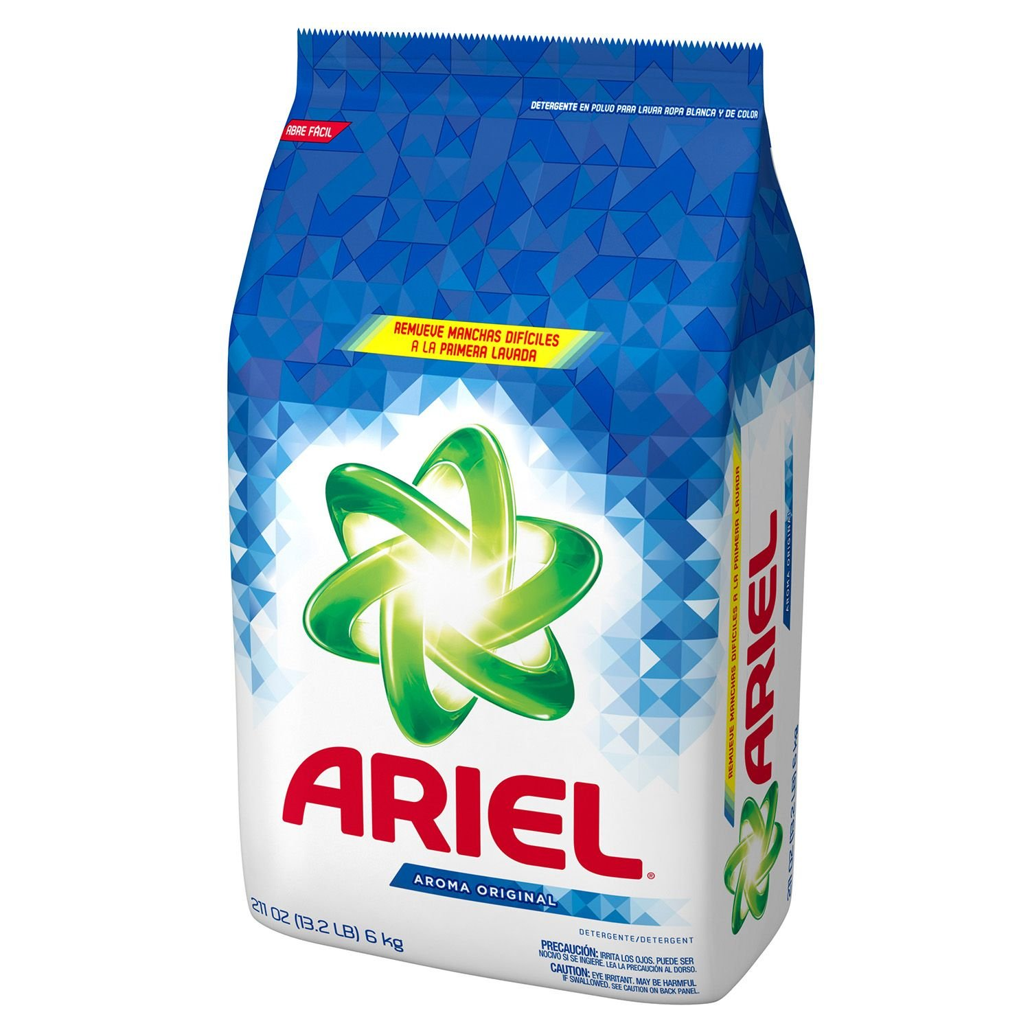 Amazon.com: Ariel detergente aroma Original (211oz.): Health ...