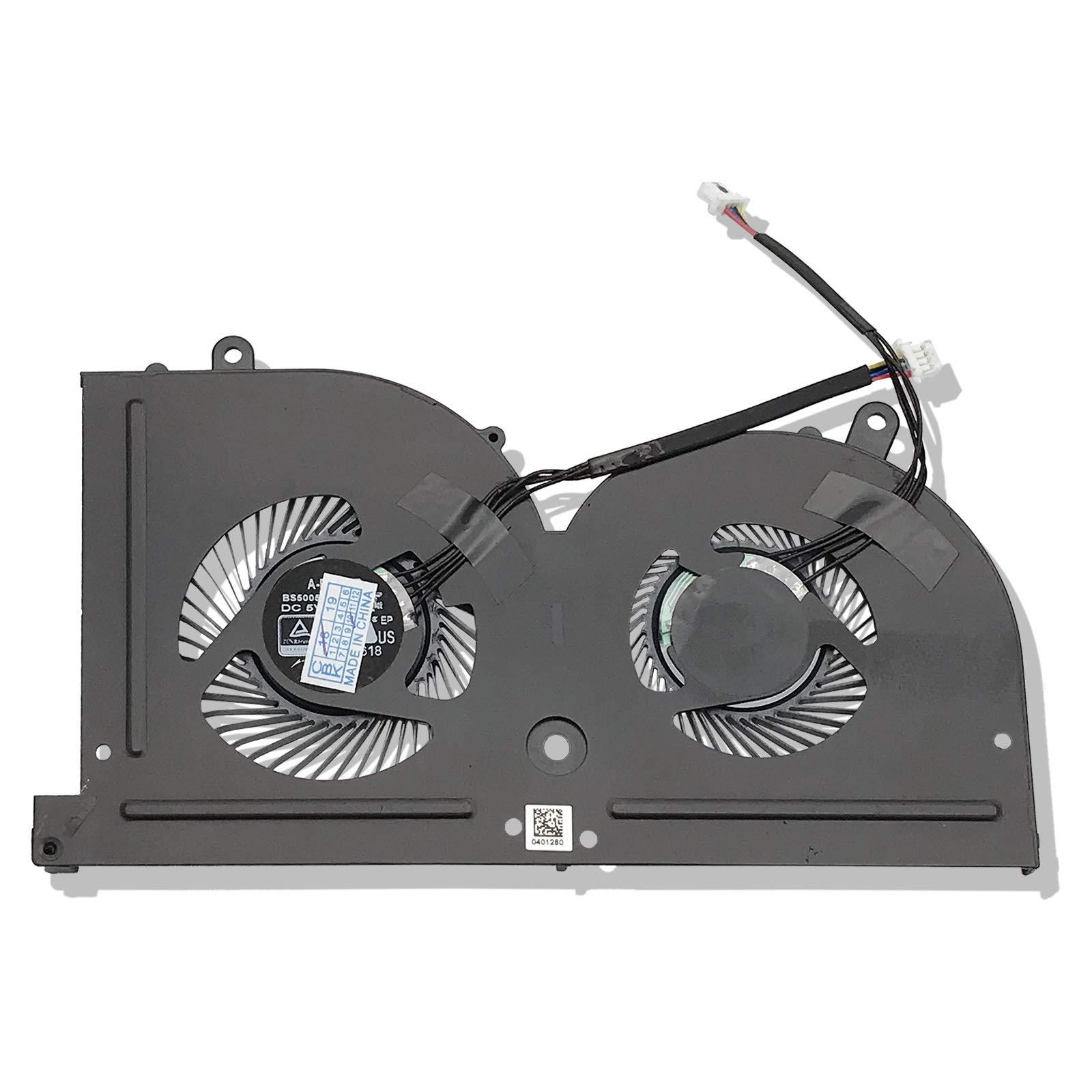 Cooler Para MSI GS63VR GS73VR Stealth Pro BS5005HS-U2L1