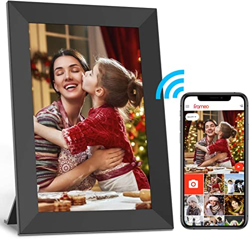Jeemak Digital Picture Frame 7 inch WiFi Photo Frame