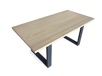 Kufentisch Esstisch Mit Kufen Gestell 180x90cm Pinie Massivholz