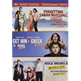 Forgetting Sarah Marshall/ Get Him to the Greek/ Role Models Triple Feature [DVD] (Bilingual)