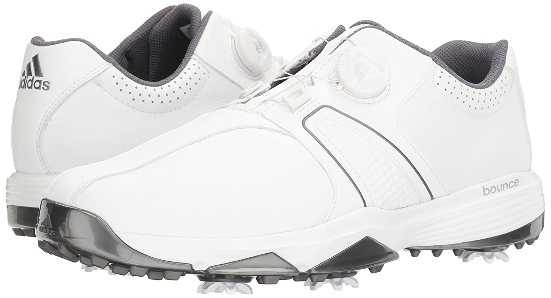 wholesale dealer 89e4e bc6ab Amazon.com  adidas Mens 360 Traxion Boa Golf Shoe  Golf