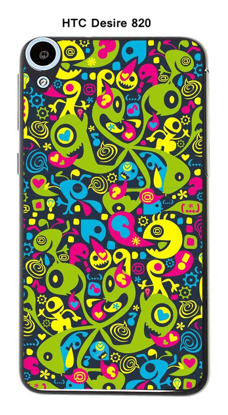 Onozo Carcasa HTC Desire 820 Design Grunch: Amazon.es ...