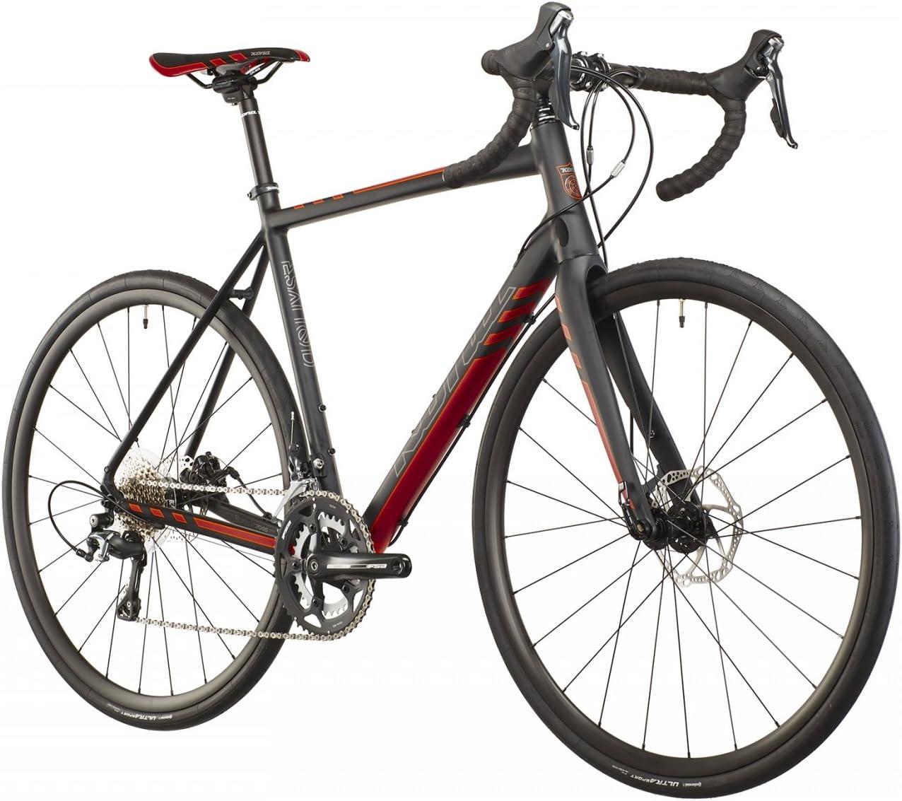 Kona Esatto Disc - Bicicleta Carretera - negro Tamaño del cuadro ...