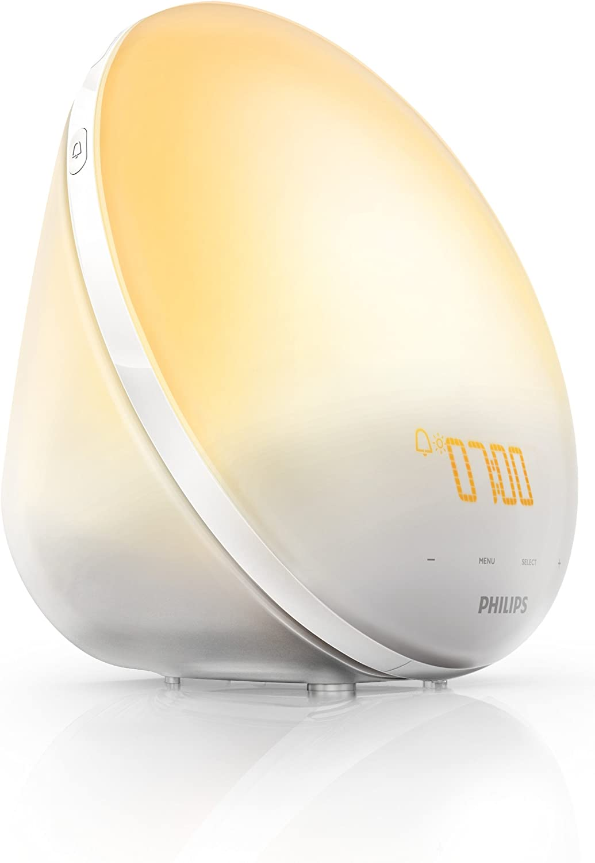 Philips HF351001 Eveil Lumière avec Lampe LED