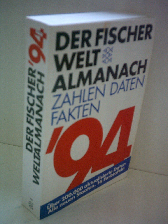 Gustav Fochler-Hauke: Der Fischer Weltalmanach 1994