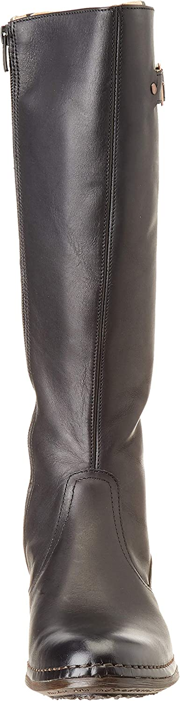 Neosens S3078 Iris Black/Medoc, Bottes Hautes Femme Noir Black S3078