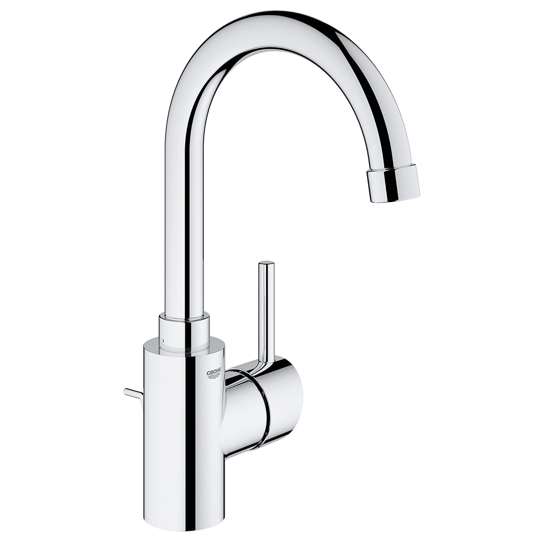 Concetto Centerset Single-Handle Single-Hole Bathroom Faucet - 1.5 ...