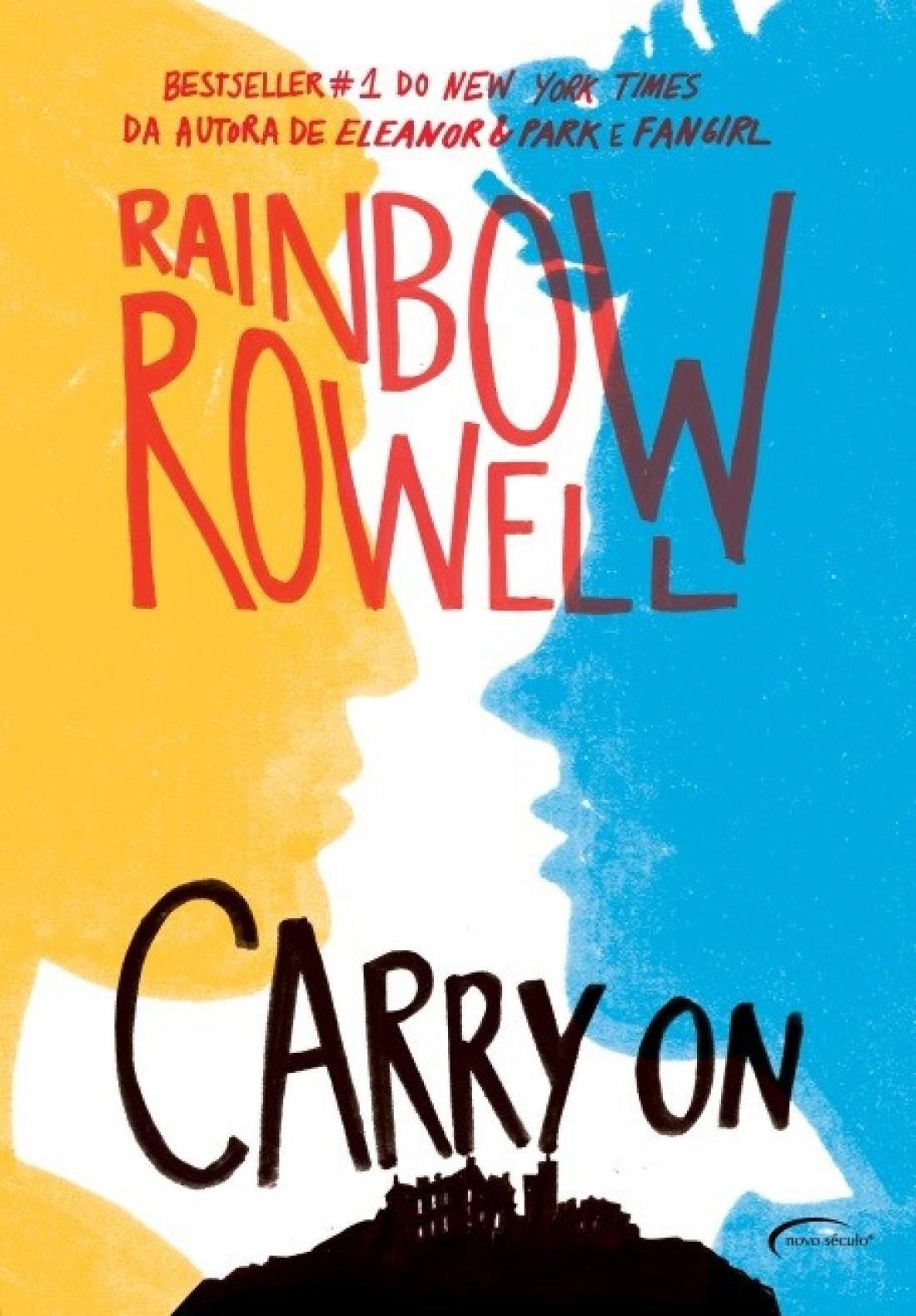 livro Carry On, de Rainbow Rowell