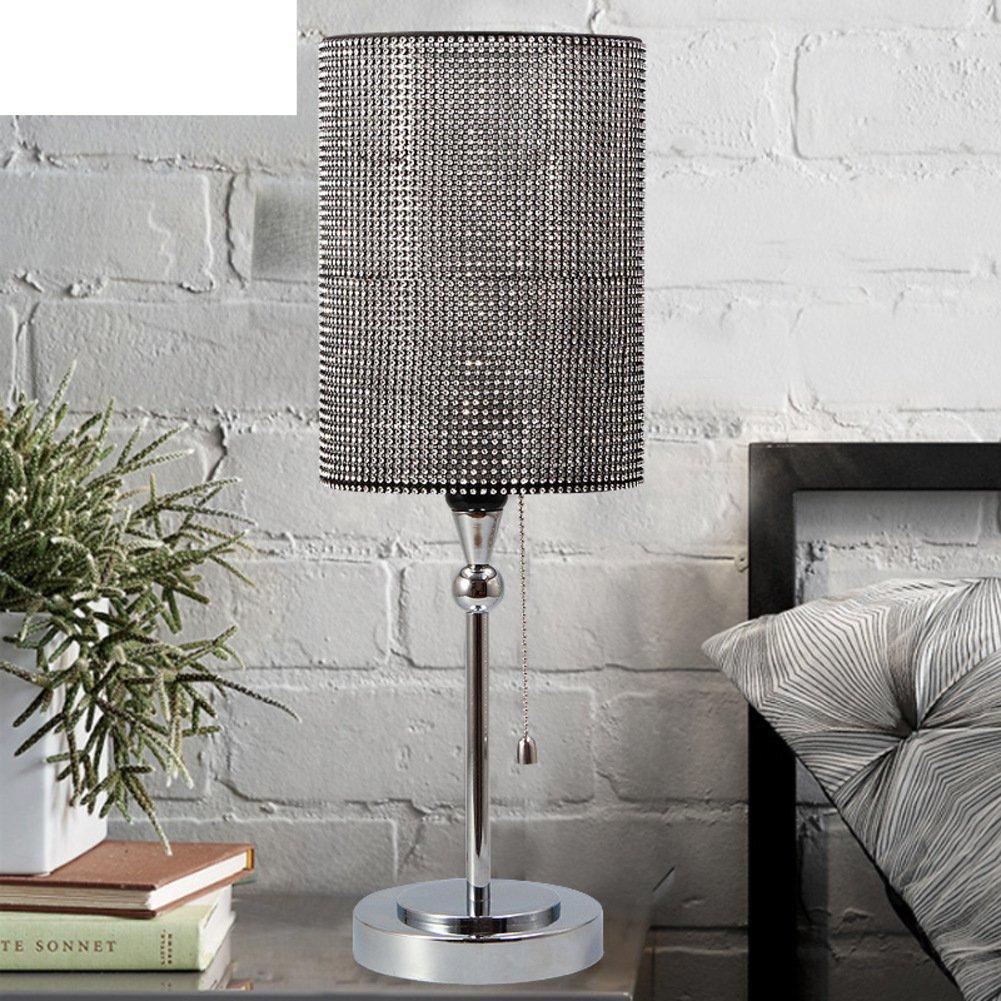Tirón moderno simple-Línea lámpara de escritorio Lámpara de mesa ...
