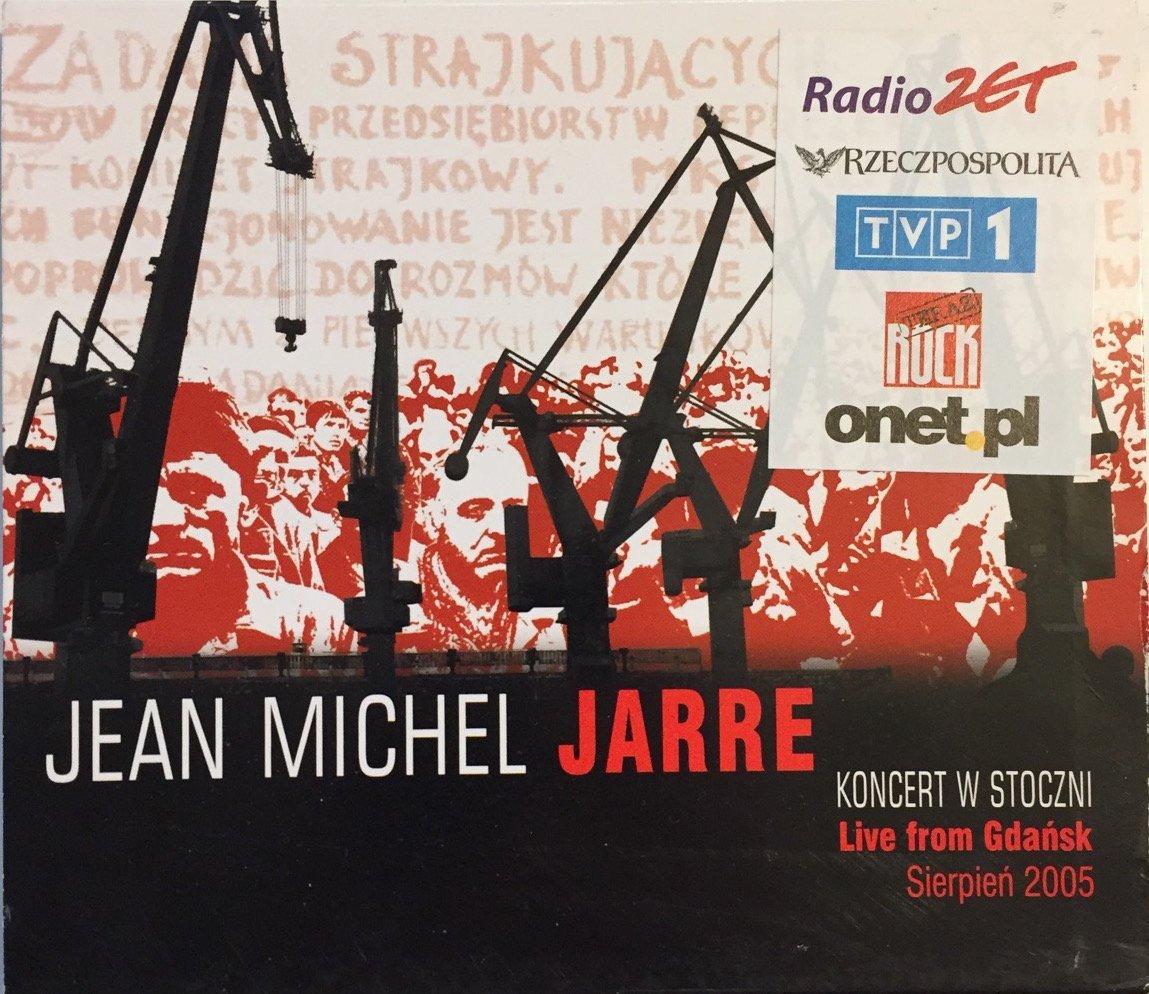 Jean Michel Jarre: Live From Gdańsk by Warner Music France