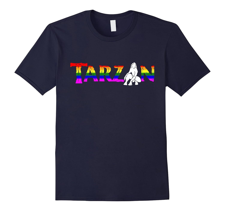 The Legend Of Tarzan T-Shirt LGBT-RT