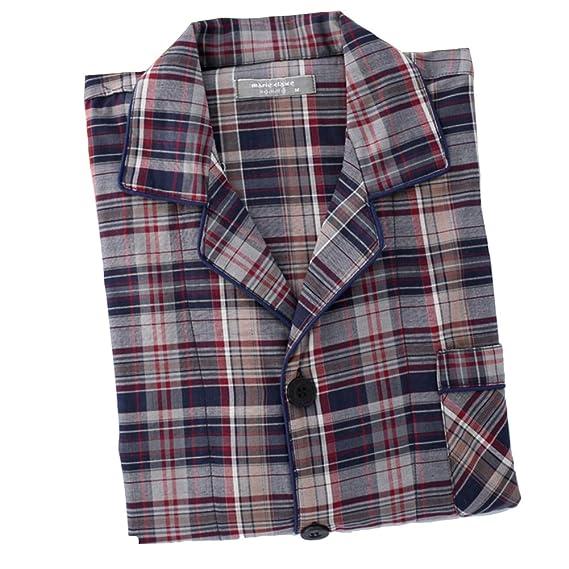 Traje de pijamas de tela de casa de gasa doble A: Amazon.es: Ropa y accesorios