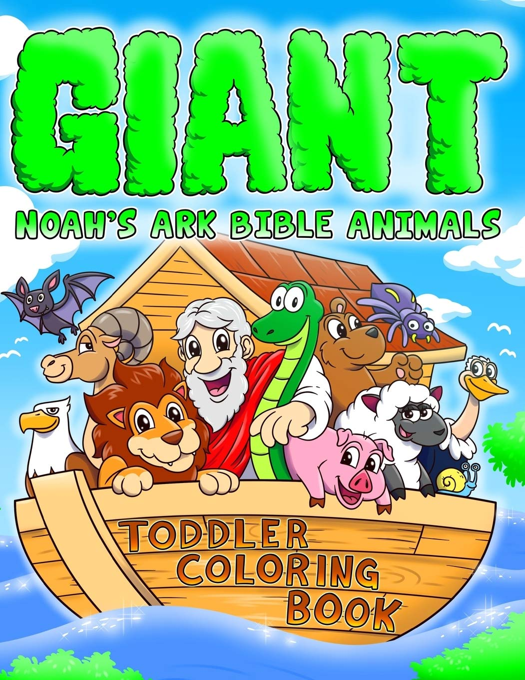 free noah's ark coloring pages | noah's ark coloring page ... | 1360x1051