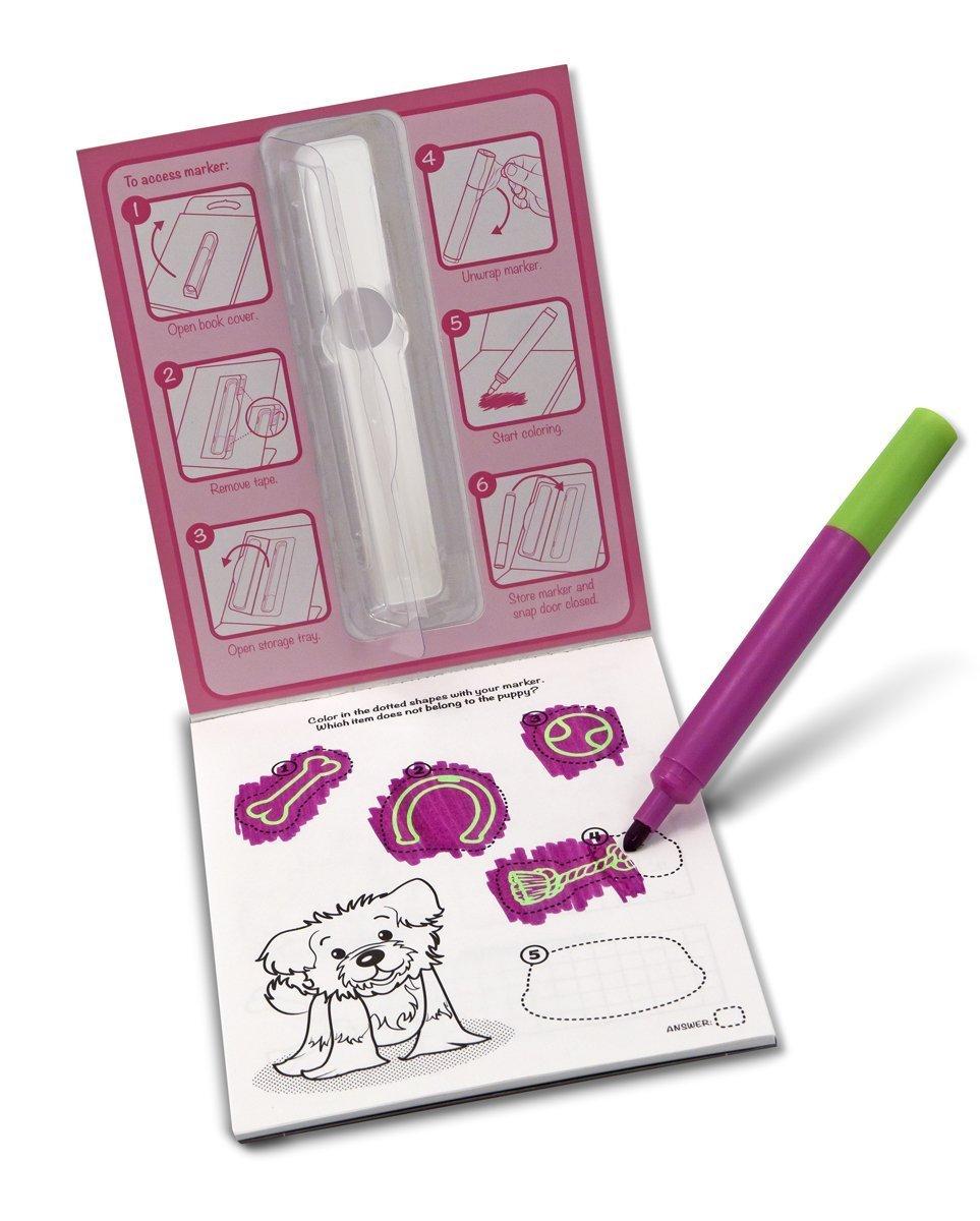 52856 Pets: On-the-Go Series FREE Scratch Art Mini-Pad Bundle Melissa /& Doug Surprize Ink