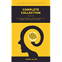 James Allen 21 Books: Complete Premium Collection (English Edition)