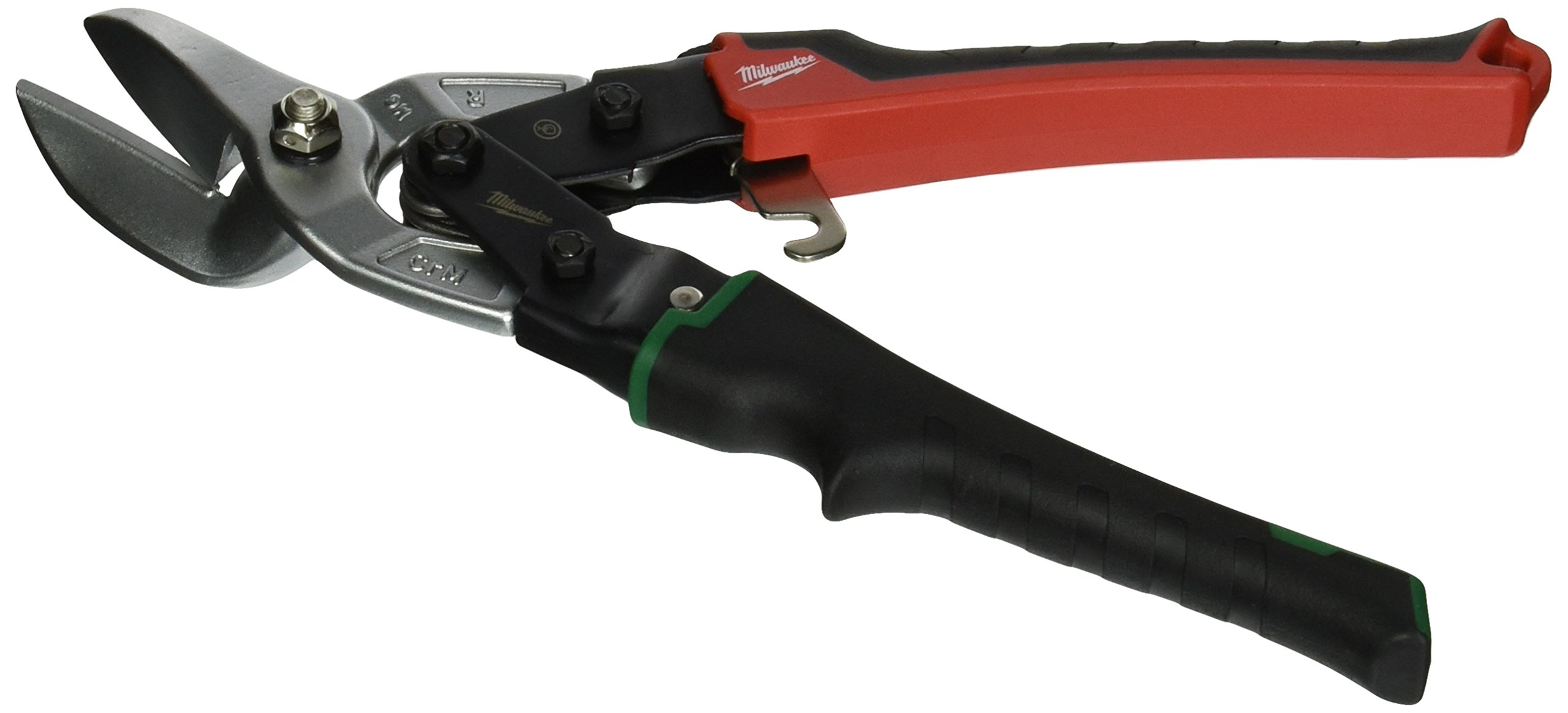 Milwaukee 48-22-4022 Offset Snip - Right Cutting