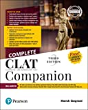Complete CLAT Companion with Free Current Affairs Booklet by Pearson