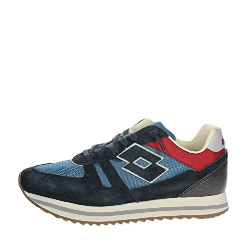 Lotto Leggenda T4600 Sneakers Bassa Uomo  Amazon.it  Scarpe e borse 78eb0acd44b
