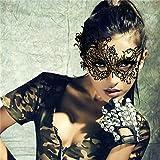 Black Lace Masquerade Mask for Women Venetian Mask For Masquerade Ball