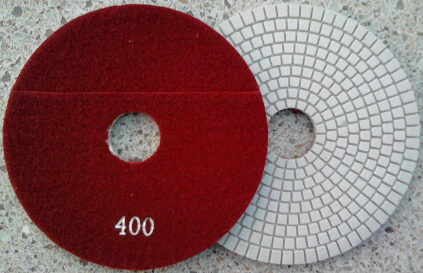 Grit #10000 6 Diamond Polishing Pad