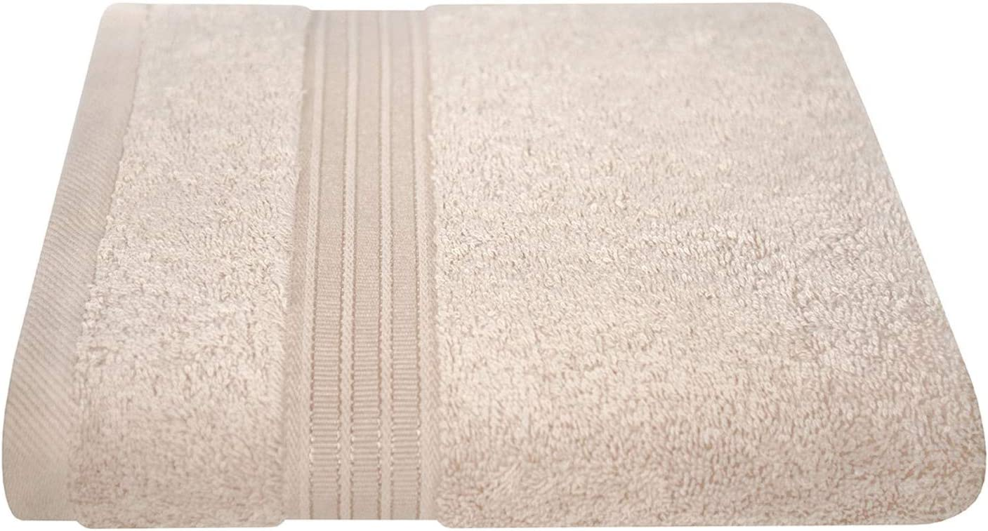 100/% Cotone Dyckhoff Gmbh Asciugamano in Cotone Ecologico 100 50 x 100 cm 450 g//m2 Siena 50 x 100 cm Champagne