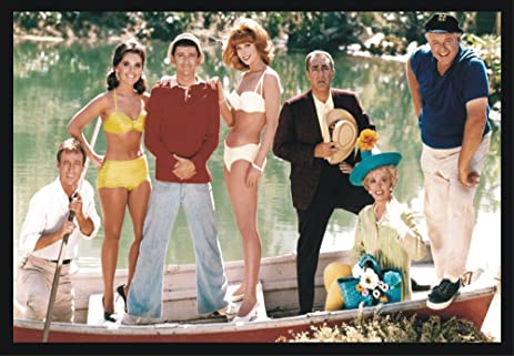 s island Dawn bob denver wells gilligan