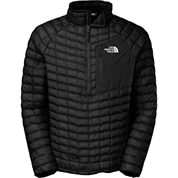 24c492846f The North Face Thermoball Pullover Men s TNF Black XL