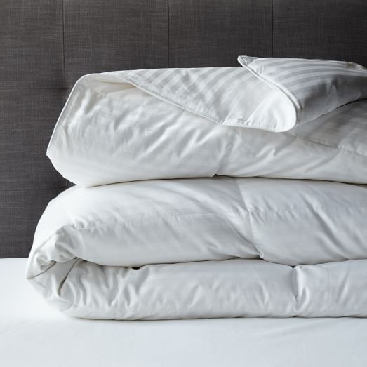 Classic Duvet Cover Insert - Down | west elm