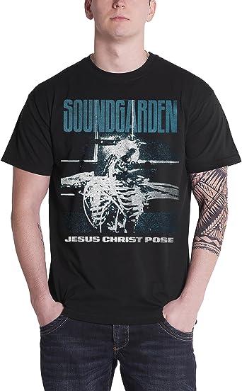 JESUS CHRIST POSE T-Shirt New Official SOUNDGARDEN