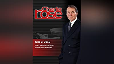 Charlie Rose - Vice President Joe Biden / Sportscaster Jim Gray (June 2, 2010)