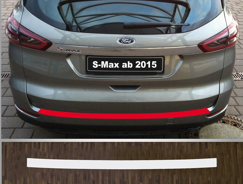 is-tuning Pellicola Protettiva per paraurti per Ford S-Max dal 2015 Trasparente