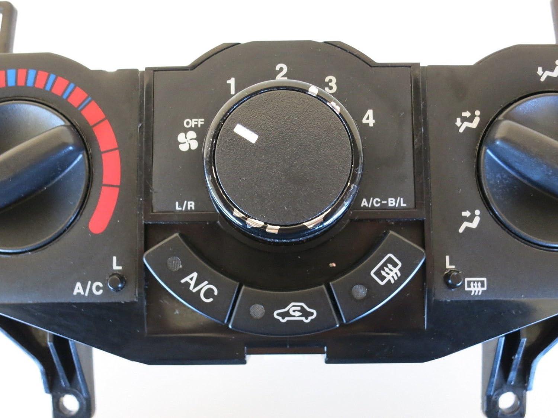07 08 09 10 11 Chevy Aveo Panel de control del calentador de temperatura unidad a/c OEM cc2527: Amazon.es: Coche y moto
