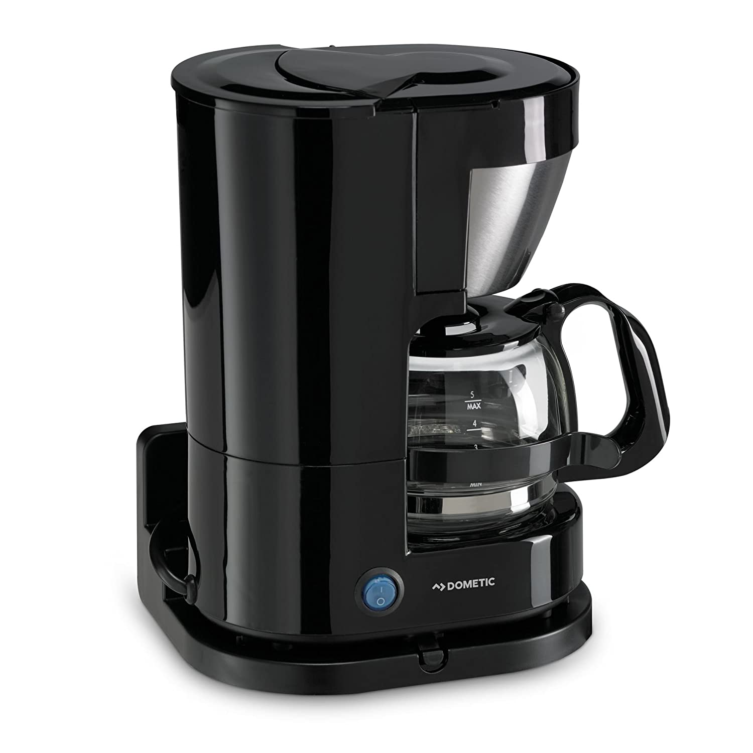 Dometic PerfectCoffee MC 054, Reise-Kaffeemaschine, 24 V, 300 W, fü r LKW, schwarz Dometic WAECO International GmbH 9600000341