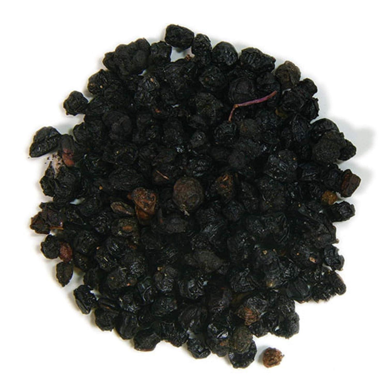 Frontier Co-op Elderberries, European Whole, Certified Organic 1 lb. Bulk Bag