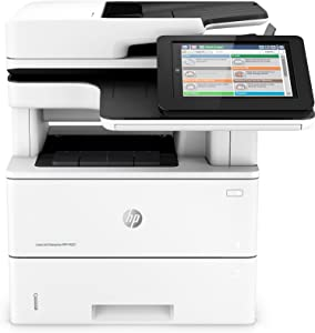 HP LaserJet Enterprise M527dn Multifunction Monochrome Laser Printer with Built-in Ethernet & Duplex Printing (F2A76A)