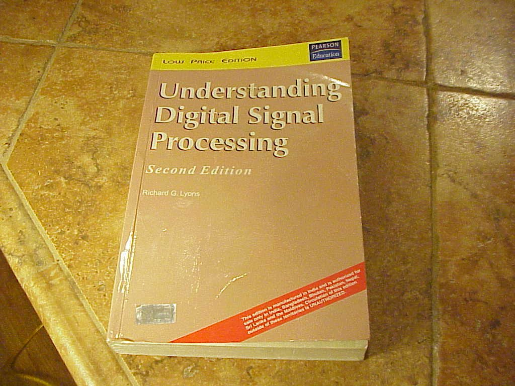 Understanding digital signal processing richard g lyons understanding digital signal processing richard g lyons 9788129705341 amazon books fandeluxe Image collections