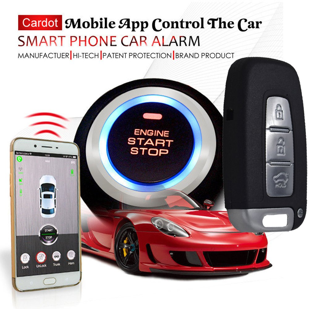 Unlock Car With Phone >> Auto Central Lock Or Unlock Car Door By Smart Phone App