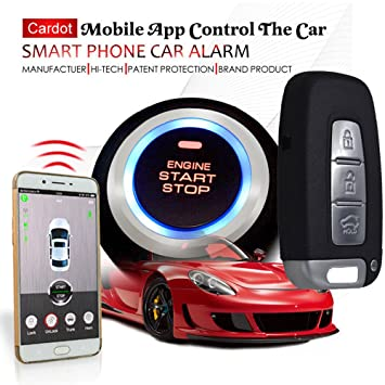 Unlock Car With Phone >> Auto Central Lock Or Unlock Car Door By Smart Phone App