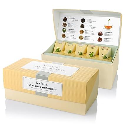 tea forte sampler